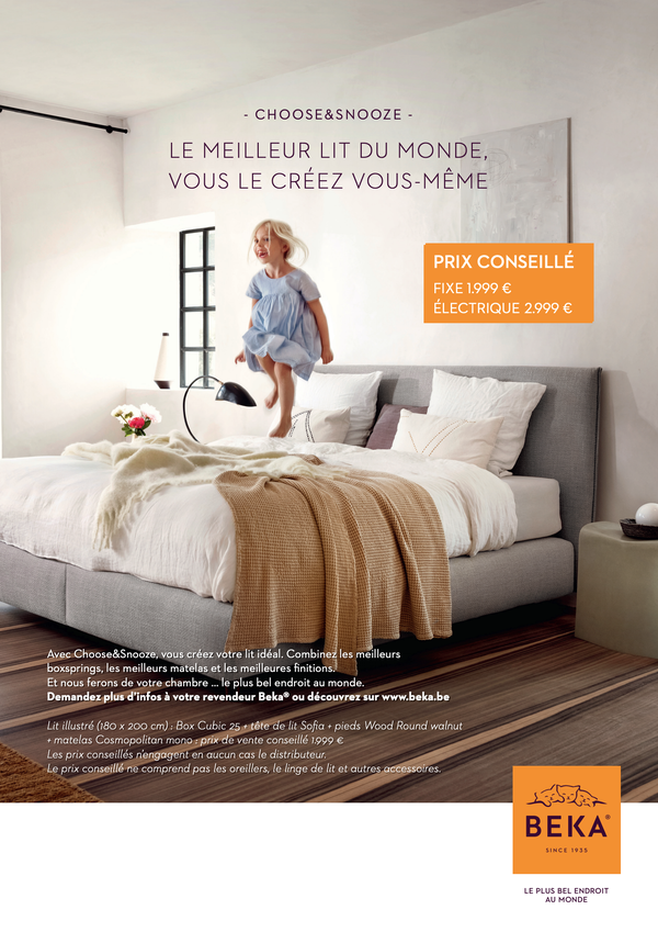Promotions Lattoflex Beka Tempur Auping Somnus Sealy Magasin