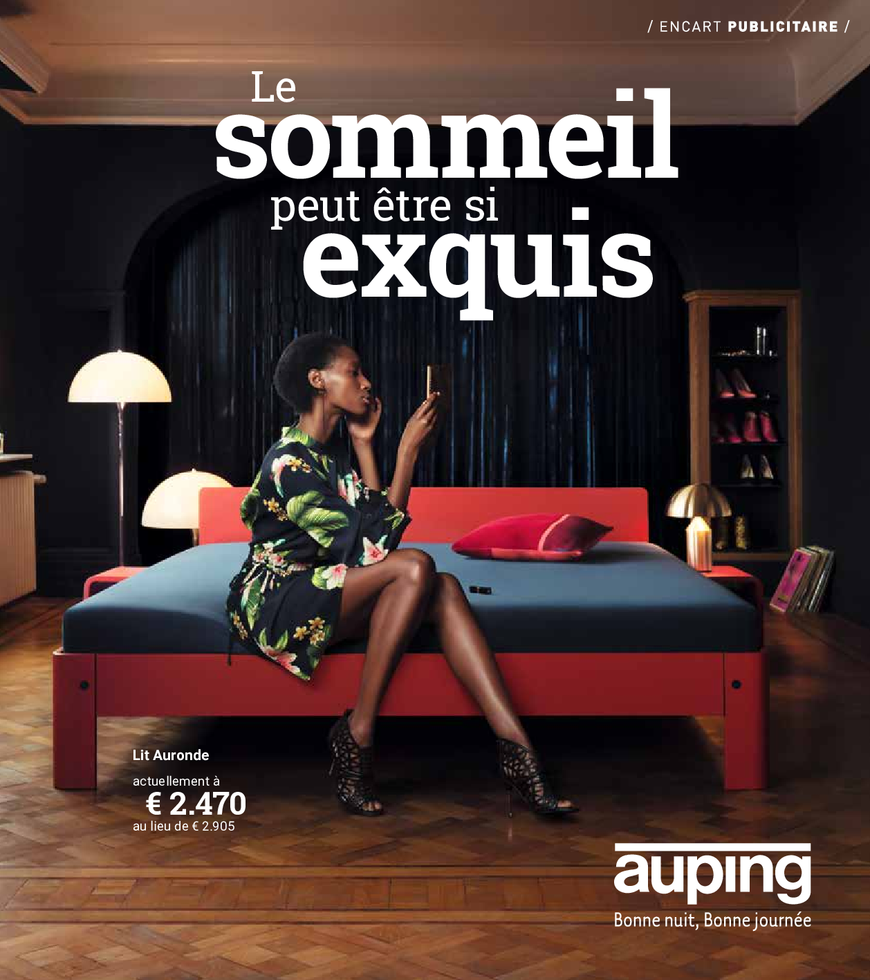 Promotion Automne AUPING